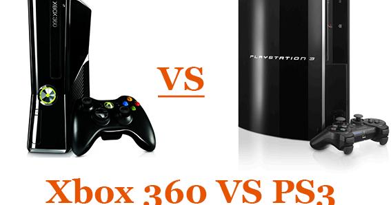xbox 360 s versus playstation 3 essay