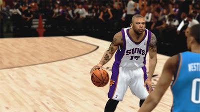 NBA 2K13 P.J. Tucker Phoenix Suns Update
