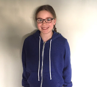 April Swimmer of the month - Recreational