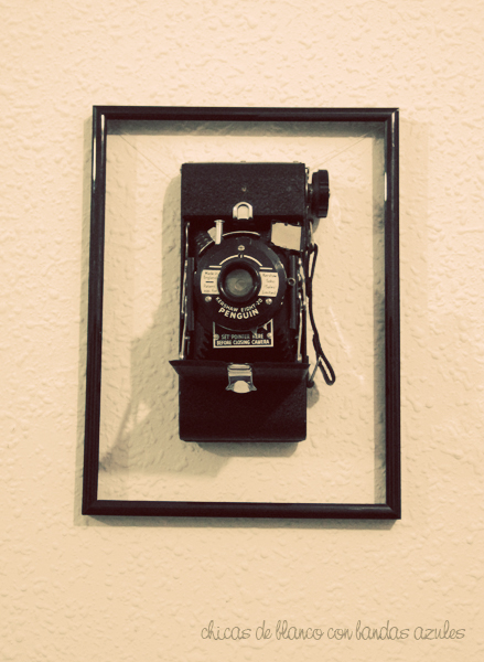 cámara marco