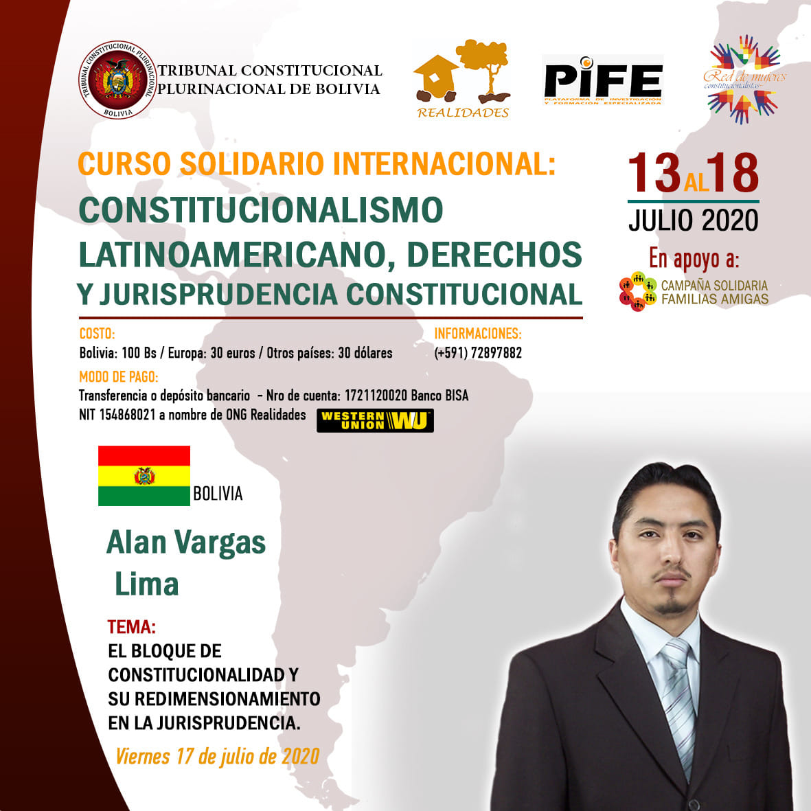 EL BLOQUE DE CONSTITUCIONALIDAD EN BOLIVIA