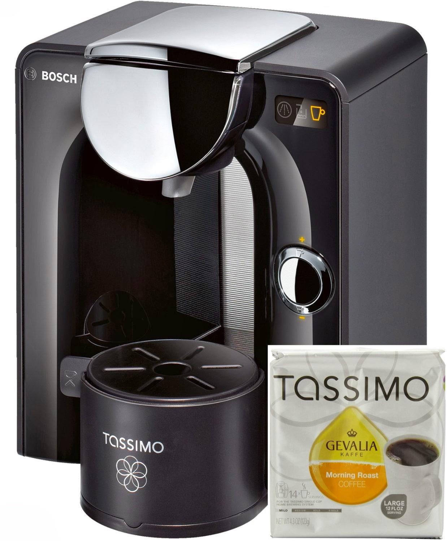 Bosch Tassimo Coffee Maker T Discs : tassimo coffee maker