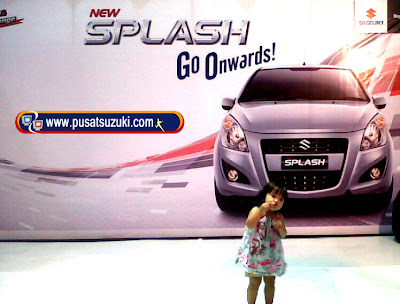 suzuki splash baru kudus