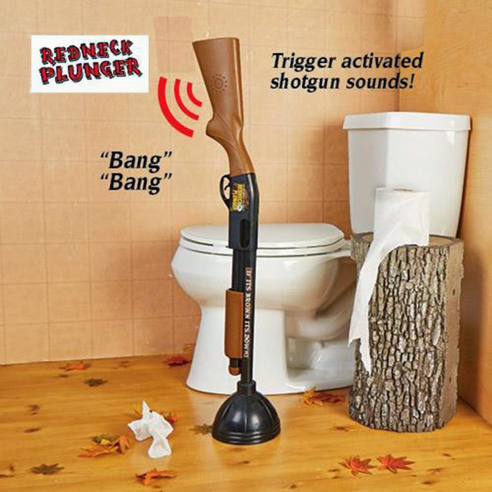 The Redneck Plunger Review #redneckplunger