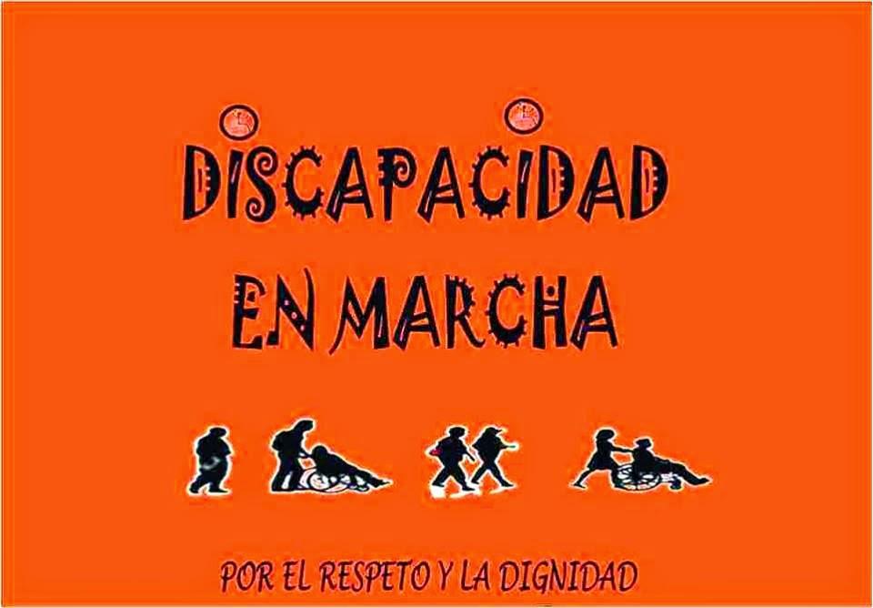 Discapacidad En Marcha