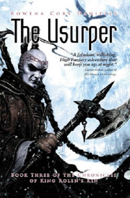 The Usurper by Rowena Cory Daniells