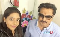 First selfie interview on TV: Actor Sarathkumar about India's prospects in World Cup