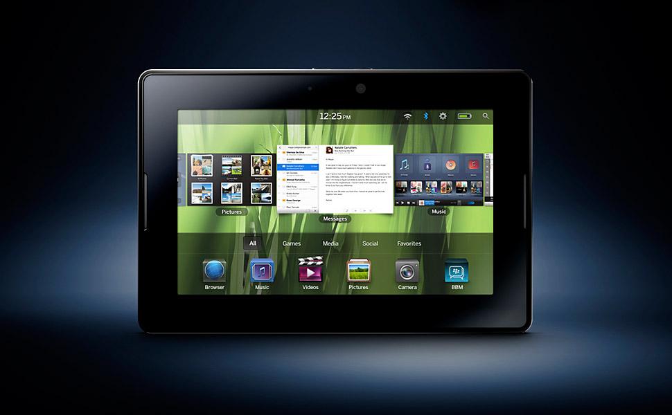 Smartphone BlackBerry PlayBook 2012