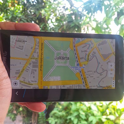 Mapswithme BlackBerry 10