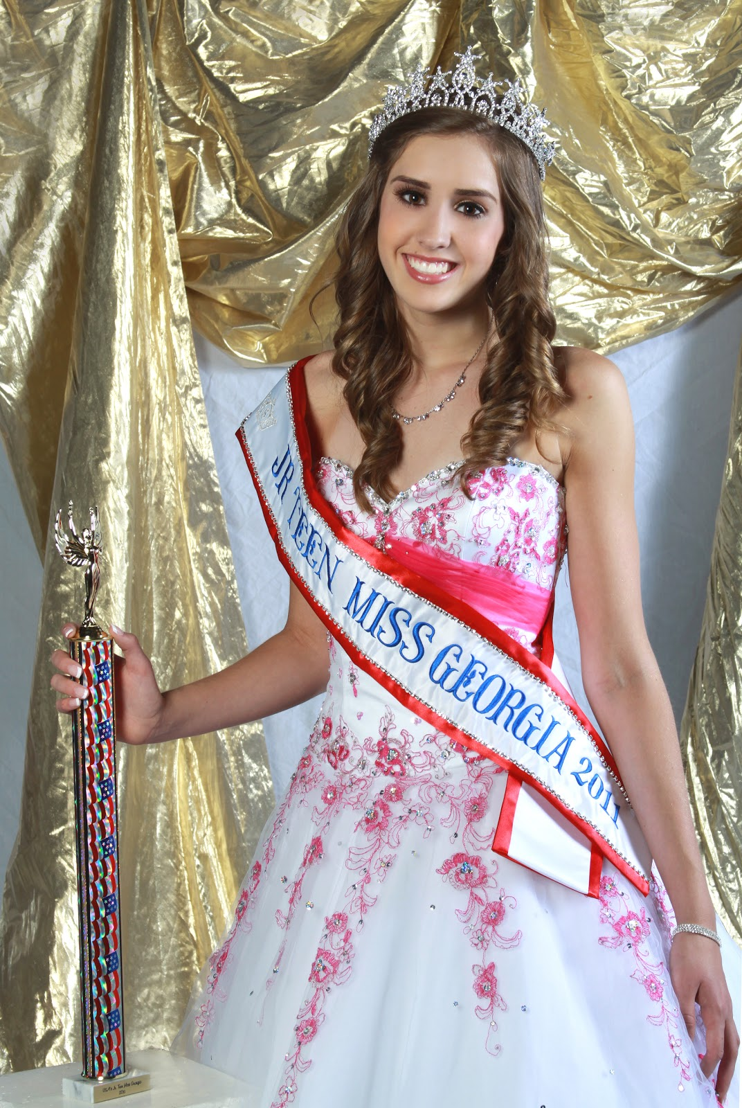 Courtney's Blog Spot: 2011 USA's Junior Teen Miss Georgia