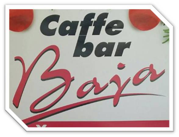 Caffe Bar Baja