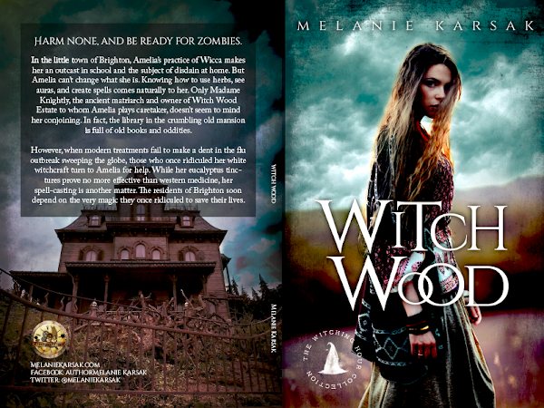 Witch Wood: Chapter 1 Free Preview!