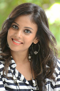 Actress Chandini Latest Pictures in Jeans at Kiraak Release Date Announcement Press Meet 0014