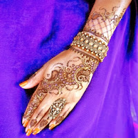 mehndi arabic designs
