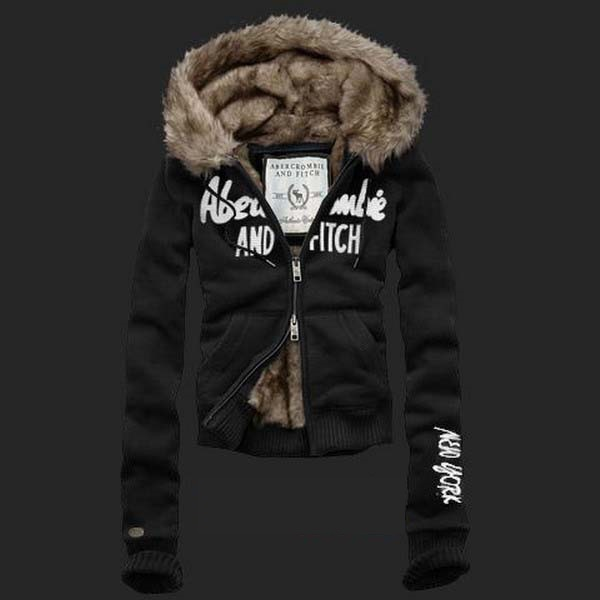 Chaqueta Abercrombie & Fitch Mujer