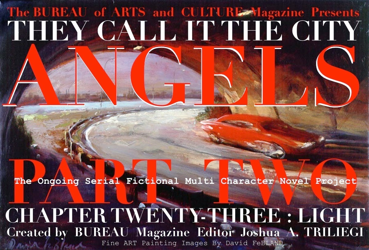 They Call IT The City of ANGELS Part Two Tap and Download 66 Pages of The First Five Episode