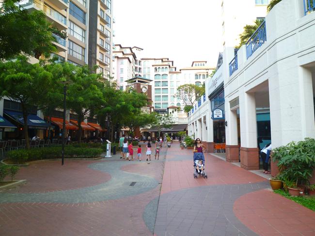 Apartamentos Fraser Place