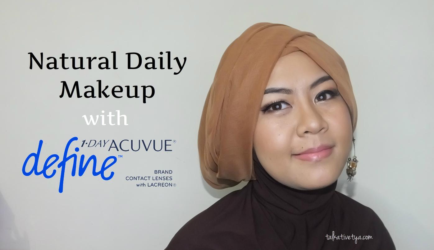Talkative Tya - Indonesian Beauty Blogger: [TUTORIAL] Daily Natural ...