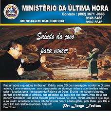 CD - TEMA -  SAINDO DA COVA