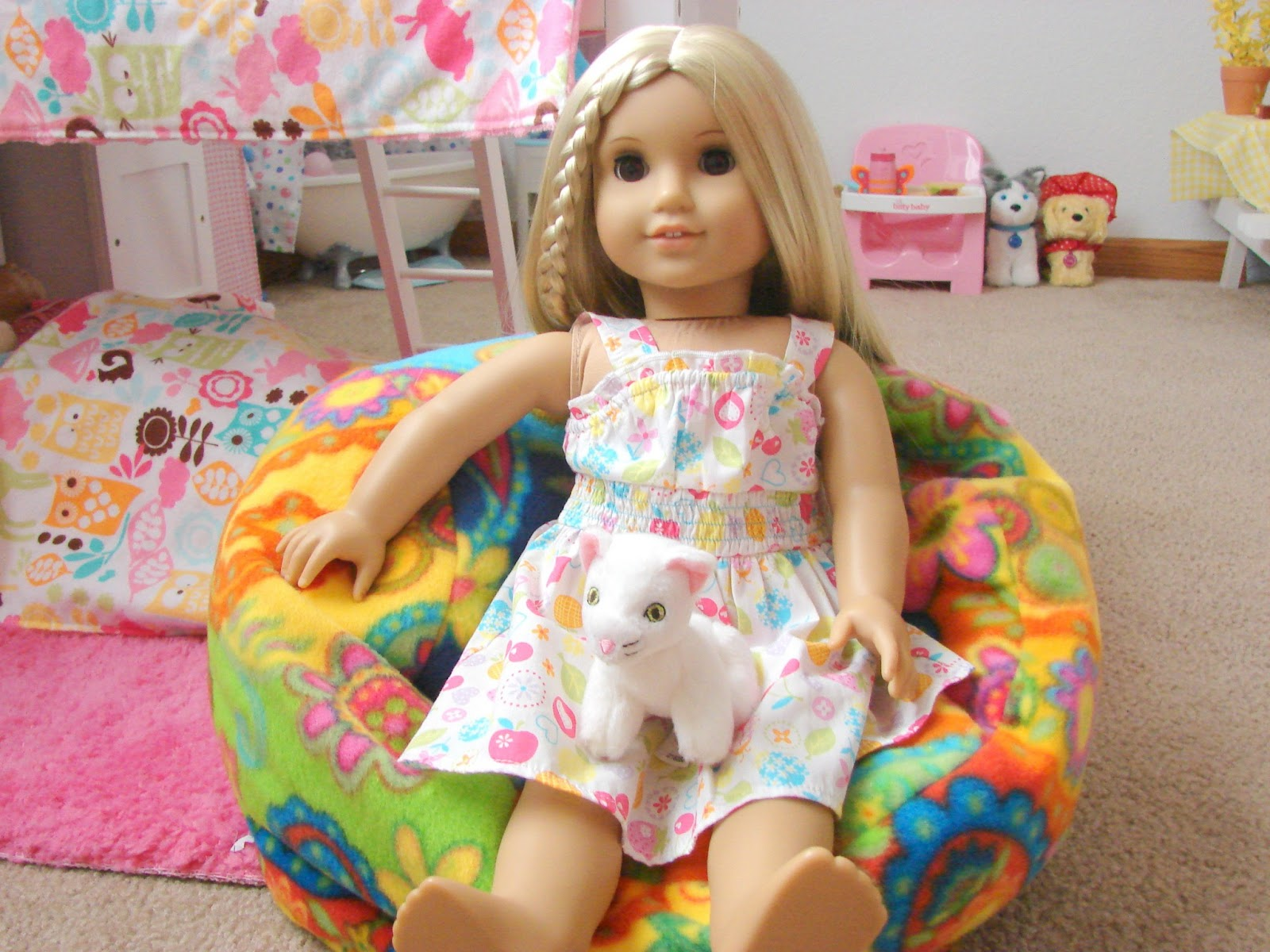 American Girl Doll Play Product Review