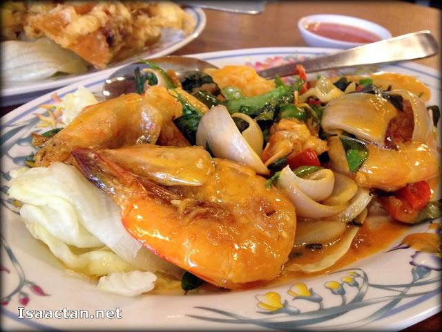 Thai Creamy Butter Prawns - RM22
