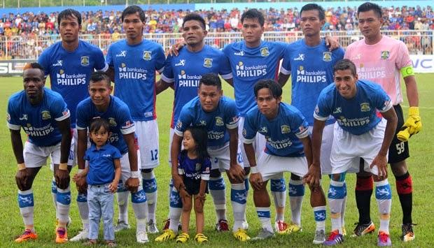 Skuad Pemain Persiba Balikpapan ISL 2015