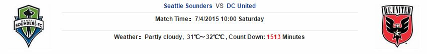 Seattle Sounders vs DC United link vào 12bet