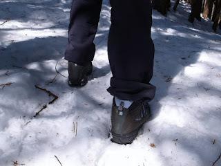 積雪5cm