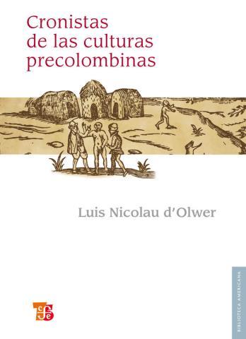 Cronistas de las culturas precolombinas