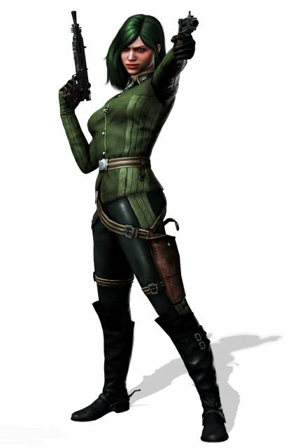 Viper (Madame Hydra) Character Review - 1