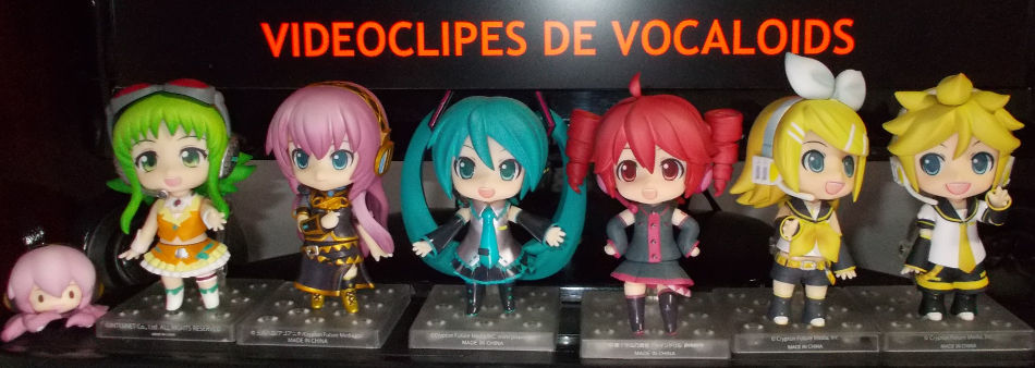 Videoclipes de Vocaloids