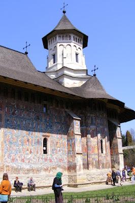 Manastirea Moldovita, Bucovina