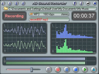 AD Sound Recorder 5.4.2 Full Serial