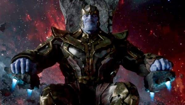 Thanos Guardianes de la Galaxia