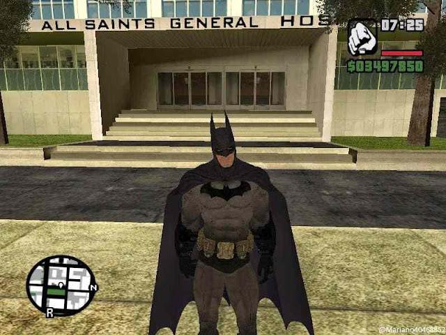GTA Batman Full Version