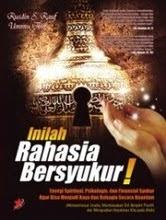 INILAH RAHSIA BERSYUKUR