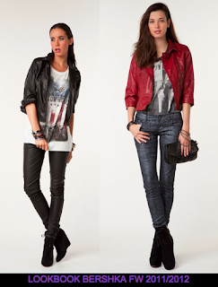 Bershka-Lookbook