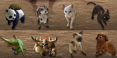 Aion pets guide