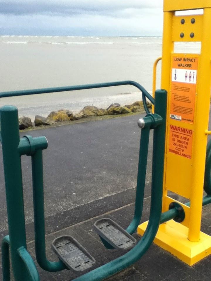 Sandymount Leg Swinger