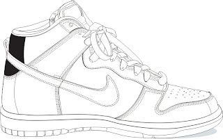Os Tênis allstar e Nike