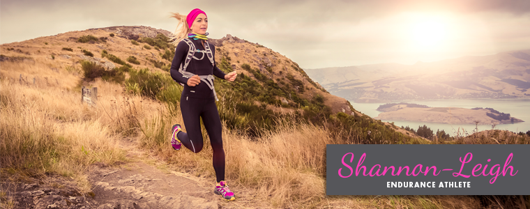 Shannon-Leigh : Endurance Athlete