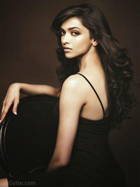 Deepika latest photo shoot with Dark - Actress gallery