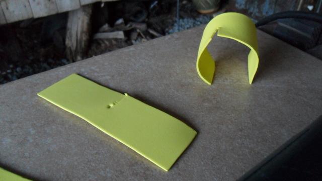 Heat Forming Craft Foam