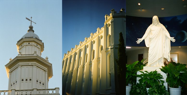 Saint George Utah, November 13, 1998