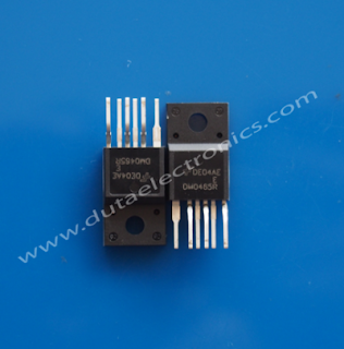 Jual Transistor Power Switch DM0465REWDTU (TO-220)