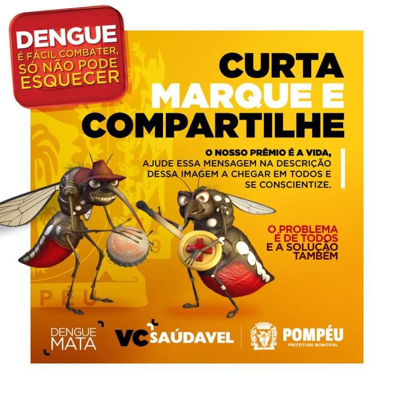 Todos contra a Dengue em Pompeu