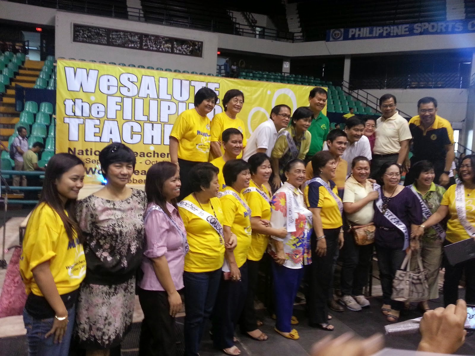 World's Teachers Day 2013 at ULTRA