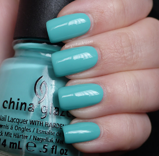 Lucy's Stash - China Glaze Aquadelic