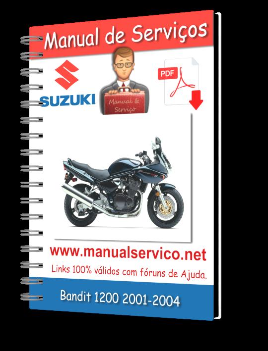 suzuki bandit 1200 manual pdf