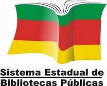 SISTEMA ESTADUAL DE BIBLIOTECAS PUBLICAS